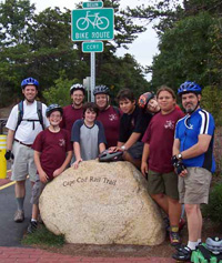 2007 Bicycling Merit Badge
