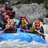 Fife Brook Rafting Trip