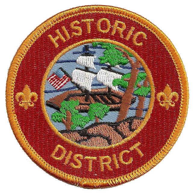 Histoic District Patch