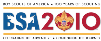 BSA 2010 - 100 Years of Scouting