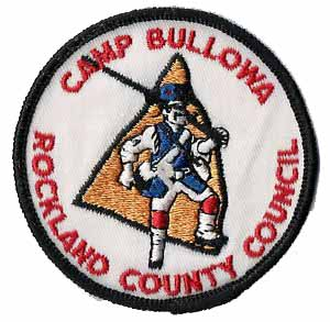 Camp Bullowa patch