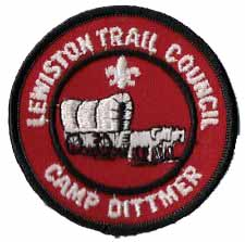 Camp Dittmer patch