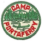 Camp Portaferry patch