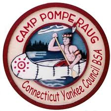 Camp Pomperaug Patch